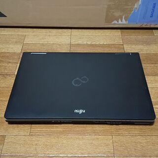 富士通 高性能第二世代Core i5搭載 メモリ 4G SSD240G DVD読み書き Wifi対応 大画面 15.6インチ HDMI出力 最新Windows10搭載 代引き可能 - パソコン