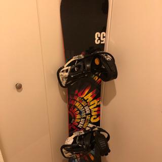 スノーボード+ビンディング