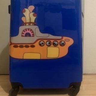 ビートルズ イエローサブマリン スーツケース