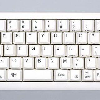 【新品未開封】PFU Happy Hacking Keyboard Lite2 for Mac PD-KB220MA 日本語配列 かな無刻印モデル - パソコン