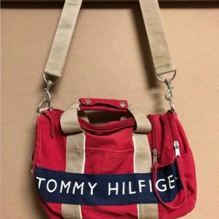 TOMMY トミーヒルフィガー ショルダーバッグ