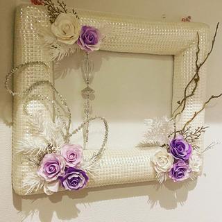Fiore.J.Rose🌹フラワーソープ玄関飾り🌹