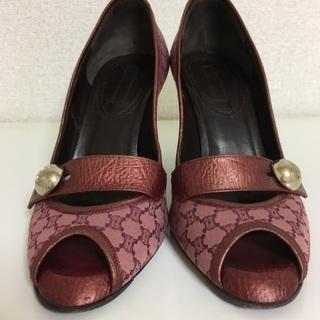 セリーヌ 靴 パンプス