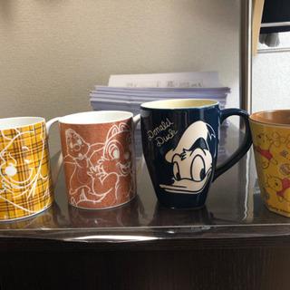 ディズニー マグカップ 4つセット