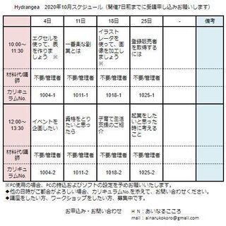 10/11(日)一番楽な副業とは【HYDRANGEA】No.10...