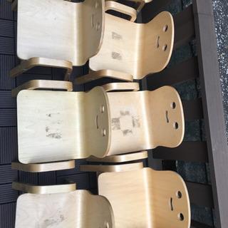 子供用椅子 - 練馬区