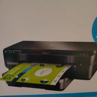 HP インクジェットプリンター   Officejet 7110 - 足立区
