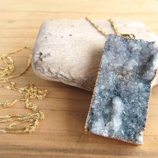 天然石 メノウ ネックレス .4