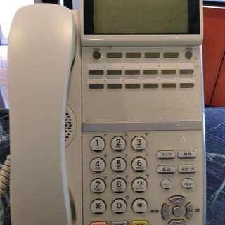 電話機 NEC ビジネスフォン