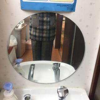 TOTO化粧鏡、新品の画像