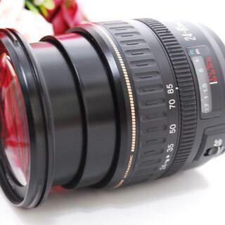 【超使える広角レンズ!!】Canon 24-85mm USM 標...