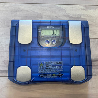 TANITA タニタ 体重計