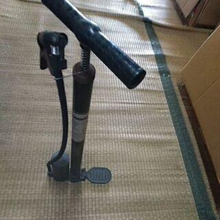 サギサカ 自転車用空気入れ(中古)