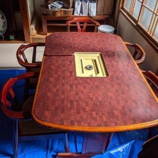 ダイニングテーブル − 北海道