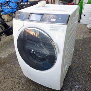 Panasonic ドラム式電気洗濯乾燥機 NA-VX82…