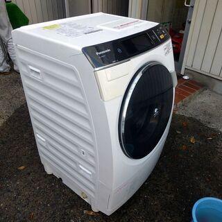 Panasonic ドラム式電気洗濯乾燥機 NA-VX8200L(9kg) 中古 - 売ります・あげます