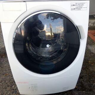 Panasonic ドラム式電気洗濯乾燥機 NA-VX8200L(9kg) 中古 - 家電