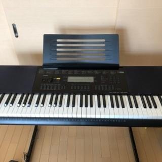 【商談中】CASIO カシオ  キーボード WK-245 76鍵盤の画像