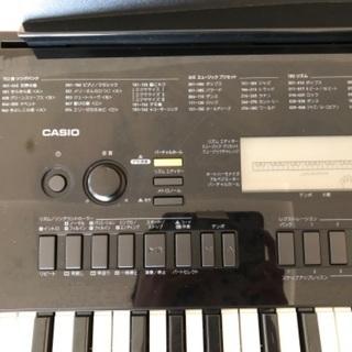 【商談中】CASIO カシオ  キーボード WK-245 76鍵盤 - 札幌市