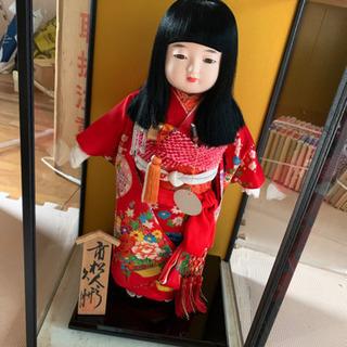 市松人形 日本人形②