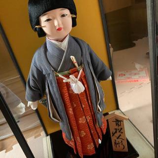 市松人形 日本人形③