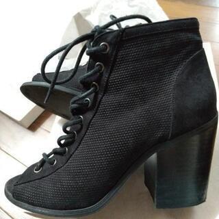 お値下げしました‼️     黒い靴👢✨ - 靴/バッグ