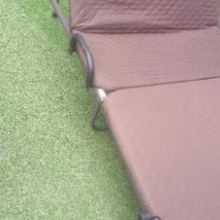 🆕折り畳み式ベッド🆕軽量軽々畳めます✨