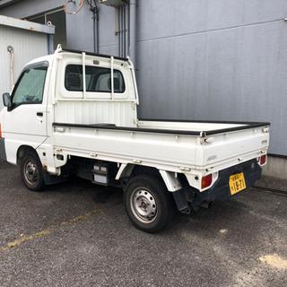 スバル サンバー トラック 4WD 5MT 車検 33/3