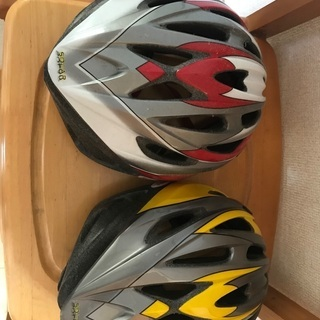 かっこいいBELLヘルメット2点セット