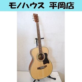 BARACUDA アコースティックギター OM-25 魚ロ…
