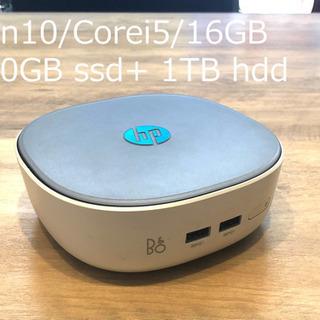 【小型PC】HP pavilion Mini【Windows10】