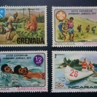 切手収集家の方。