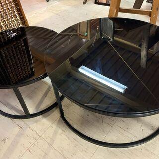 JH01026/スイートデコレーション/丸形テーブルx2