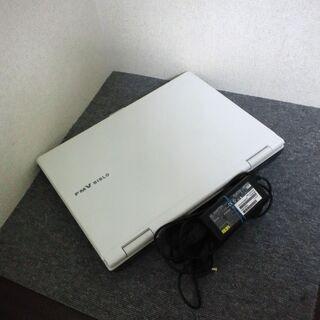 (代引可能)WIN10 FUJITSU FMV BIBLO NF50W(4台目) - 大阪市