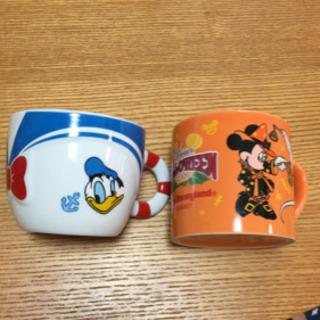 決まりました☆ディズニー マグカップ 2つセット