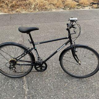 クロスバイク 26インチ 6段変速