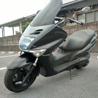 【ネット決済】■売り切り マジェスティ125FI 機関不動車 お...