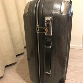 【取りに来ていただける方】黒スーツケース - 品川区