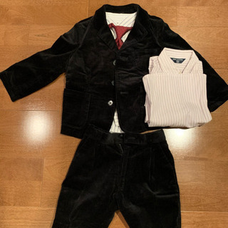 スーツ 男の子 100サイズ