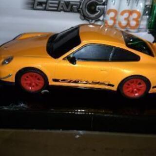 PORCHE(ポルシェ)911GT3RS ラジコンカー オレンジ...