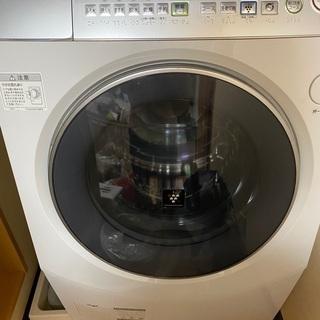 ドラム式洗濯機 10/6kg