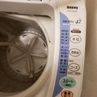 洗濯機 引っ越しの為 - 仙台市