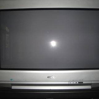 ブラウン管テレビ 21位から23インチ 無料
