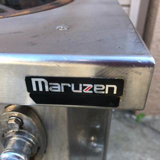 マルゼン業務用ガスコンロ/スタンダードガステーブル【東京引取限定】 - 売ります・あげます