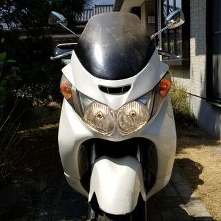 【ネット決済・配送可】スズキ スカイウェーブ250 CJ43A ...