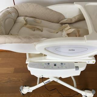 ココチーノauto 電動赤ちゃんベッド
