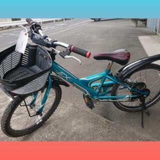 自転車・ブリジストン(20インチ)中古子ども用