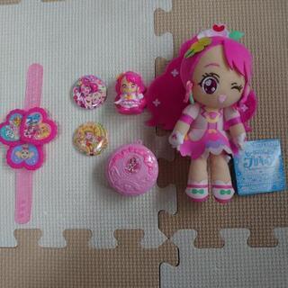 ヒーリングっどプリキュア おもちゃ ハッピーセット キュアグレース
