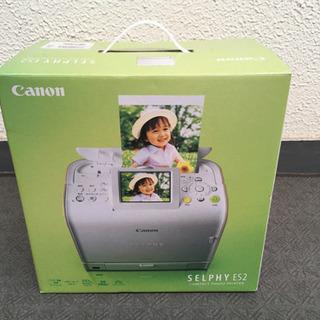 【新品未使用・格安出品】CANON コンパクトフォトプリンター ...
