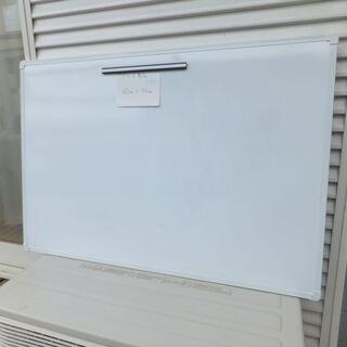 中古 プラス ホワイトボード 樹脂製フレーム 900×600mm...